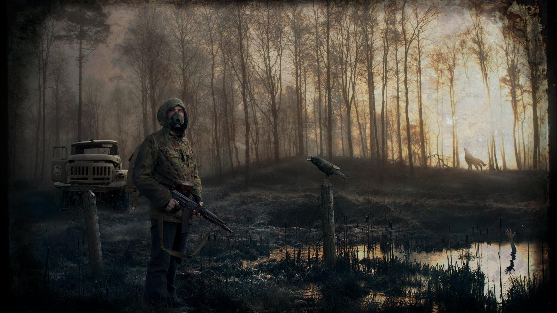 Zombie Apocalypse Wallpaper HD (76+ images)