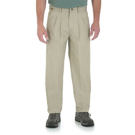 wrangler rugged wear mens big tall angler relaxed fit