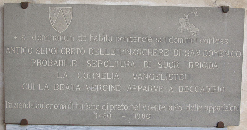 Boccadirio : Donato Nutini et Cornelia Vangelisti