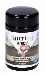 Nutriva Agaricus - 60 Capsule