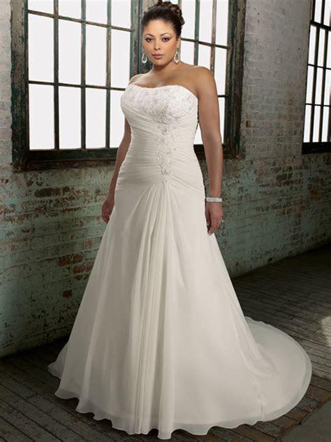 Plus Size Summer Wedding Dresses ? Cherry Marry