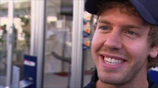Red Bull's Sebastian Vettel