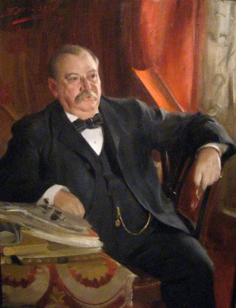 Grover Cleveland (Anders Zorn)