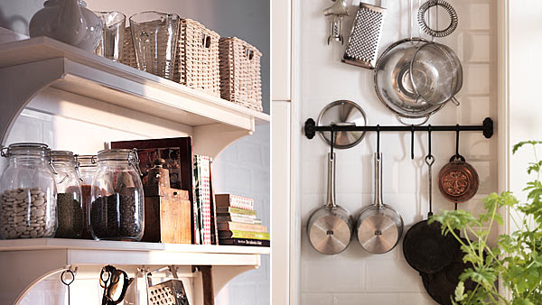 Small space | Small country kitchen - IKEA