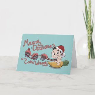 Marry Christmas card