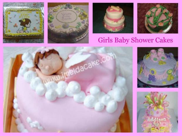 Girls Baby Shower Cakes Httpwwwcake Decorating Cornercom