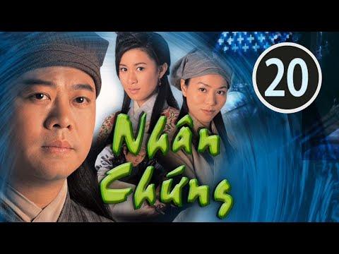 Nhân chứng 20/22(tiếng Việt) DV chính: Âu Dương Chấn Hoa, Xa Thi Mạn; TVB/2002