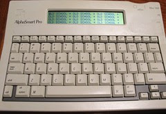 Old School Typing Device