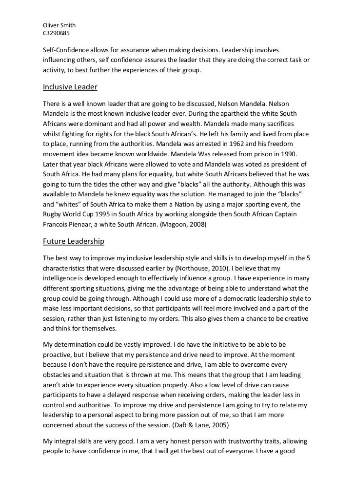 How To Write Essay About Leadership Excellently ( Guide)