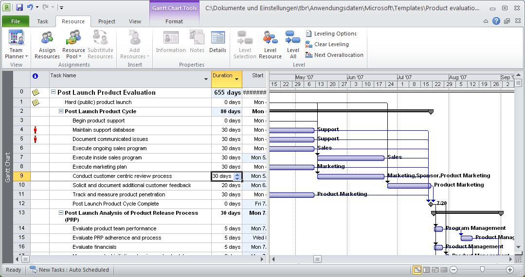 ms office project 2010 free download