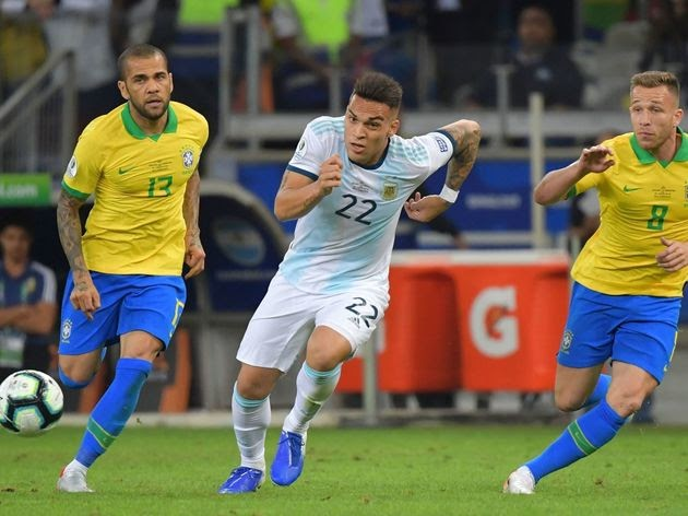 4 Argentina Players Who Could Replace Lionel Messi at International Level