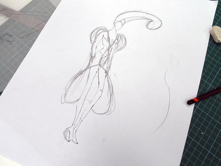 typicalben fashion design sketches