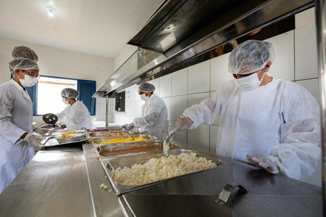 Prefeitura reabre Cozinhas Comunitárias em Juazeiro do Norte
