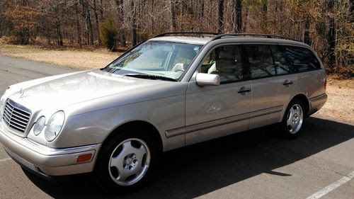 Sell used 1998 Mercedes E320 Wagon in Durham, North ...