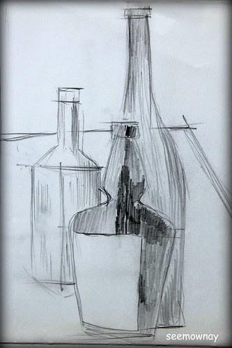Flaschen.