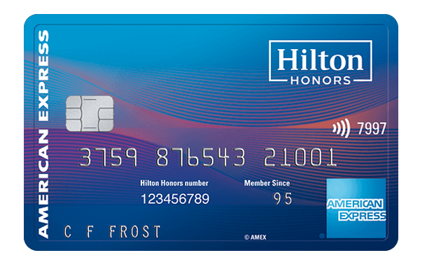 Review: Hilton Honors American Express Surpass Card — AskSebby