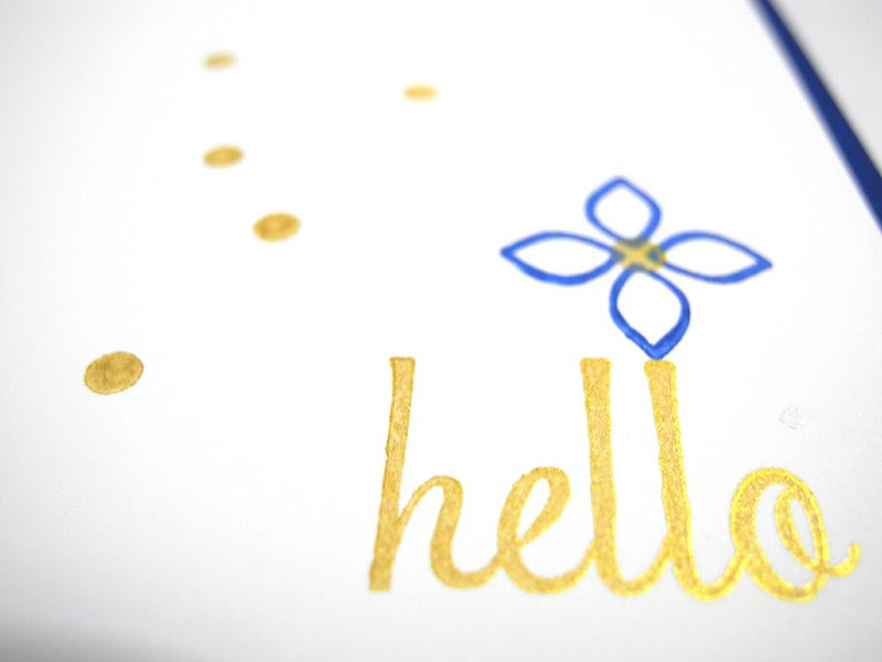 Hello! (detail)