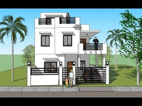 house plan  roofdeck house plans india house plans