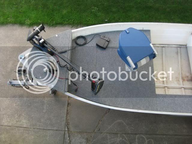 NY NC: This How build a deck on a v-hull jon boat