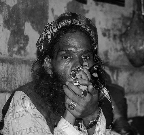 Late Handi Sai Murshad of Chancawalli Rafaee ...At Kota He Lies by firoze shakir photographerno1