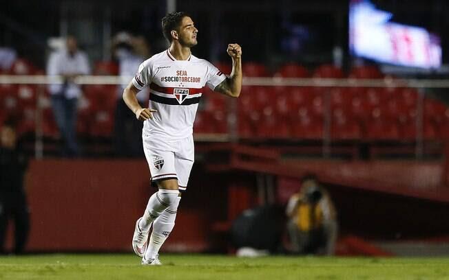 O atacante Alexandre Pato ajuda a valorizar bastante o elenco do São Paulo