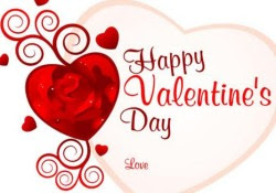 Happy Valentine's day! - Onlytextmessages