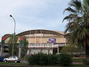 Blaugrana Stadium, in Barcelona.
