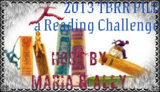 reading challenge tbbr pile 2013