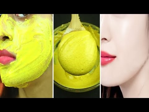 1 Days Challenge   Skin Brightening at Home  Visible Spotless Glowing Sk...