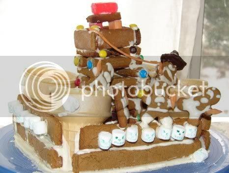 Gingerbread Jones 1