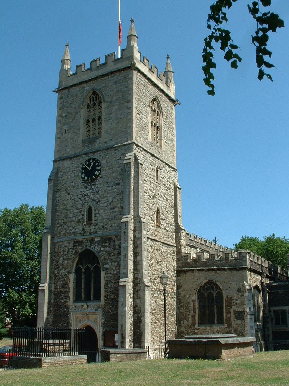 St Dunstan