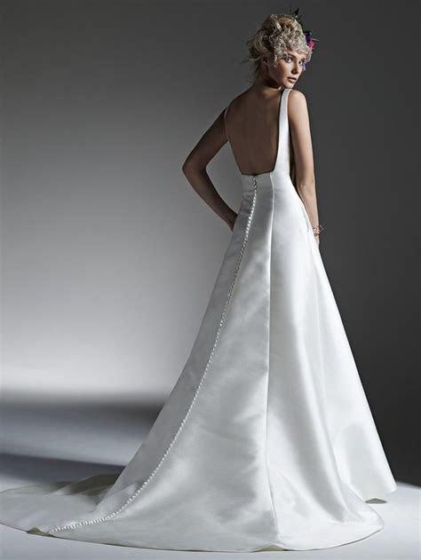 Best 25  Structured wedding dresses ideas on Pinterest
