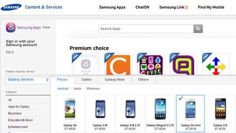 Galaxy S4 mini, phiên bản giá rẻ, điện thoại, Samsung