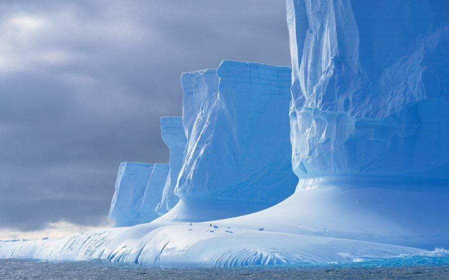 Drake Passage, Ανταρκτική