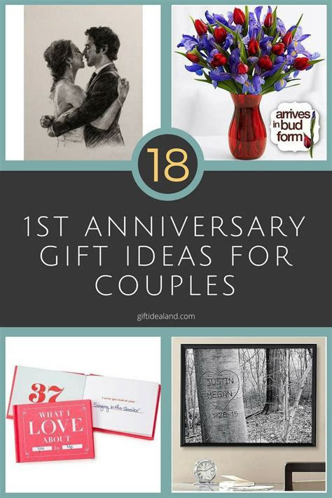 Gifts For 1st Anniversary Couple   Gift Ftempo