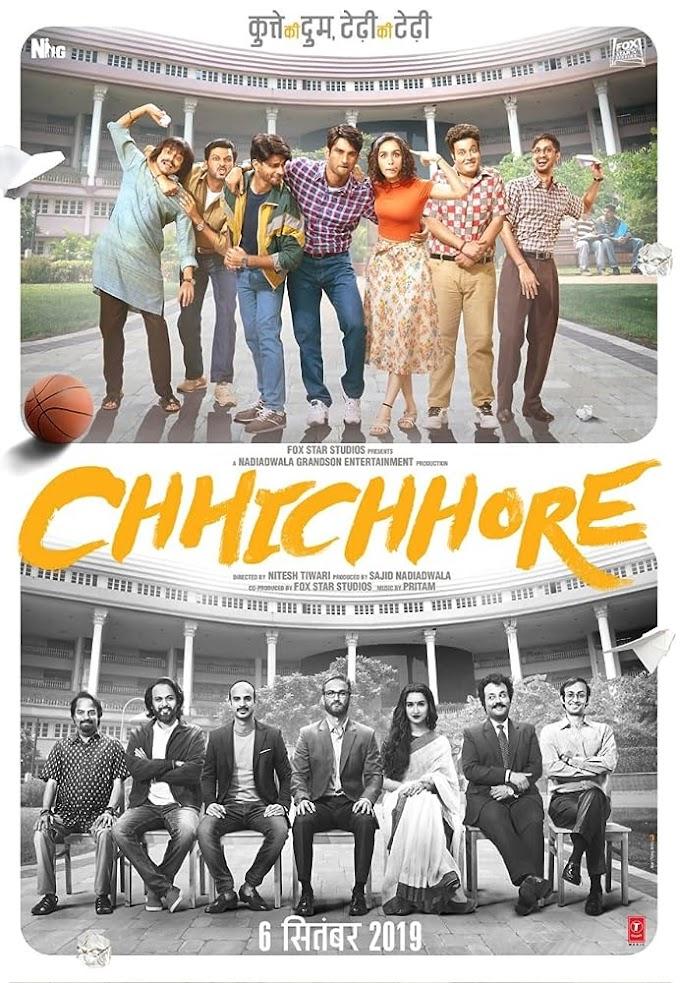 Download Chhichhore 2019 WebRip Hindi 720p x264 Free Download