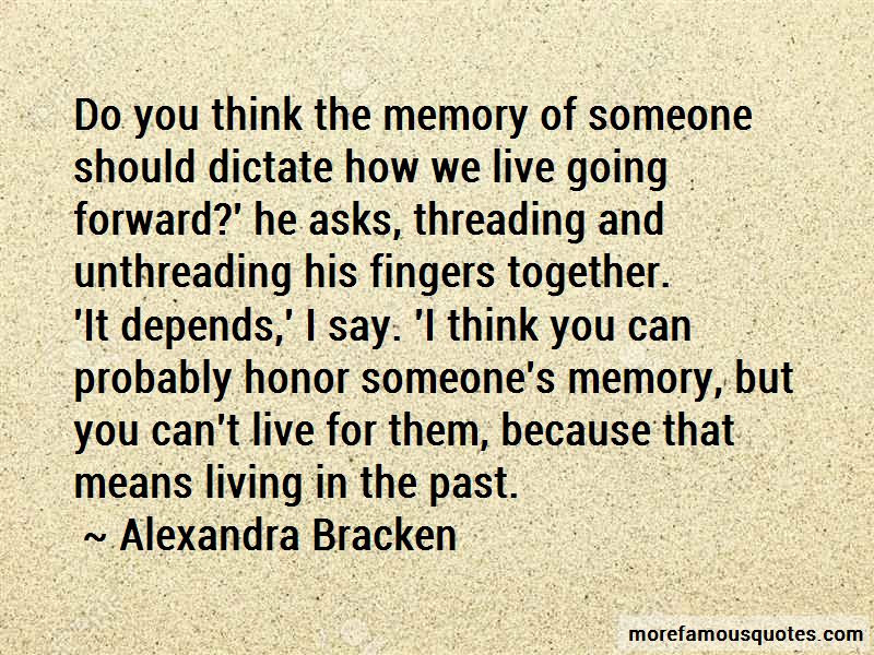 Quotes About Someone Living In The Past Top 20 Someone Living In
