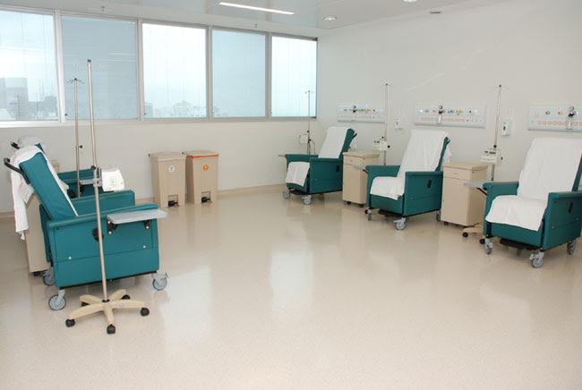 Icesp - núcleo de pesquisa clínica (foto: William Pereira / Secretaria de Estado da Saúde de São Paulo)