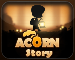 Join this little boy as he embarks on a journey through the Summertime forest and sows a golden acorn!