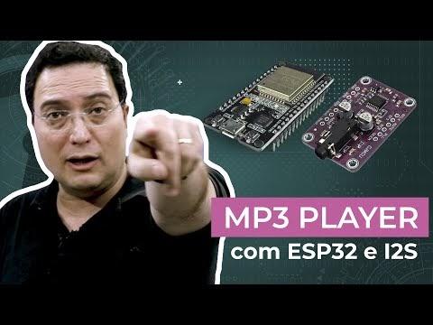 MP3 Player com ESP32 e I2S