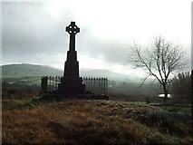 SH7035 : War Memorial by Keith Evans