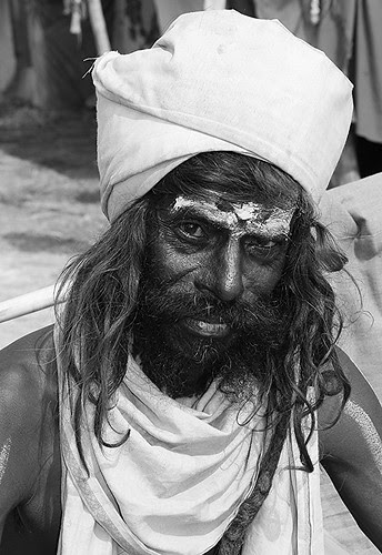 The Magical World Of Sadhus Maha Kumbh by firoze shakir photographerno1