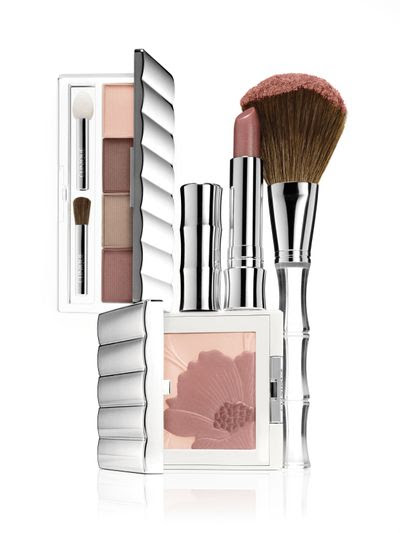 Clinique Bamboo Pink Makeup