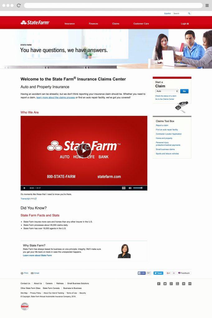 State farm insurance pay bill - insurance