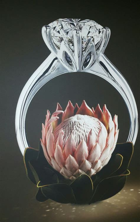 Loving this ring. BROWN'S protea collection   Home decor