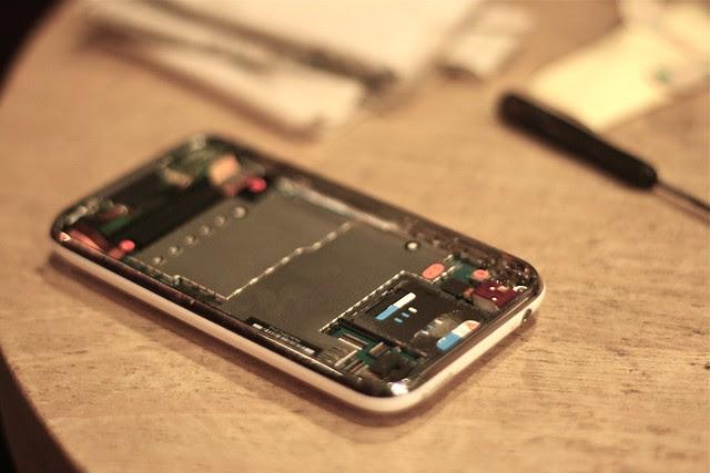 bare phone