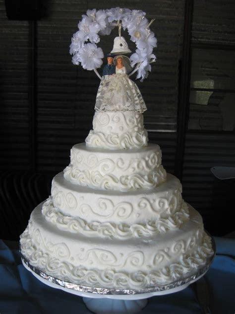 1960s Wedding Cakes   1960's Replica Wedding Cake