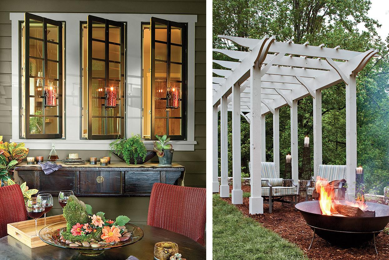 Southern Living Idea Home Porch Alchemy Design Studio