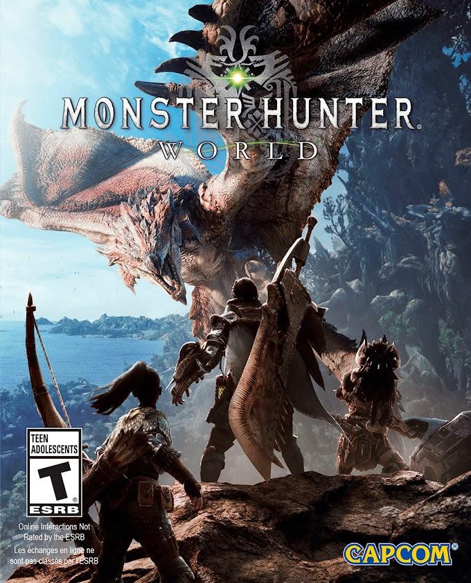 Descargar Monster Hunter World PC ESPAÑOL FULL