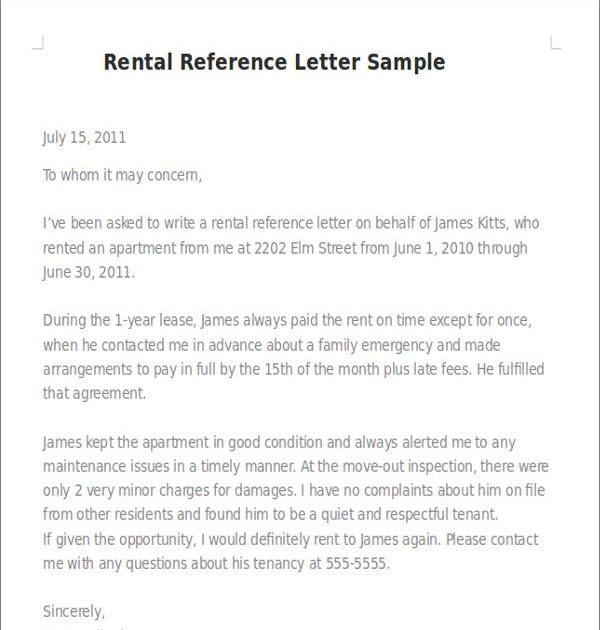 Letter Of Recommendation For Apartment Rental from lh6.googleusercontent.com